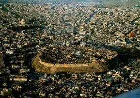 The Citadel...